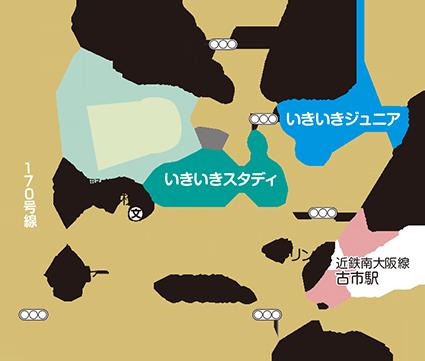 新事業の地図