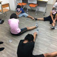 8月21日勉強・PC・ストレッチ