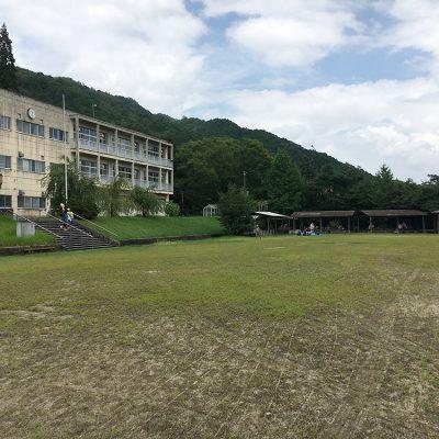 山添村キャンプ1日目東豊館