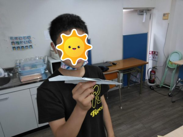 紙飛行機3