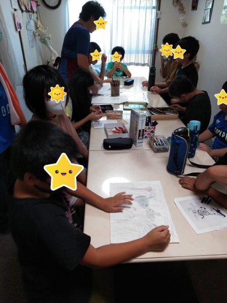 図工クラブ8