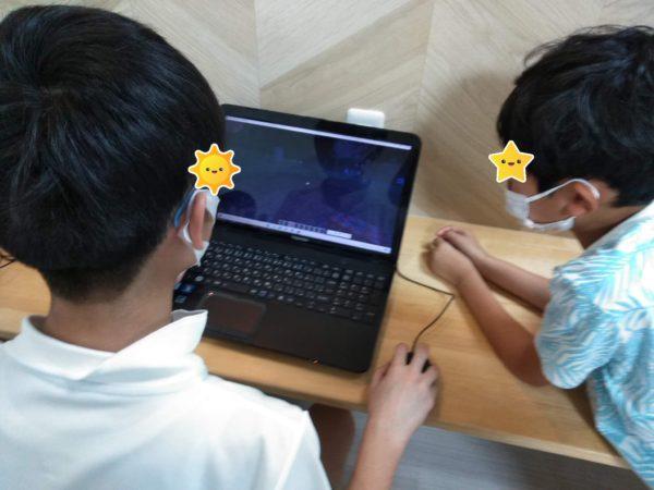 PC活動2
